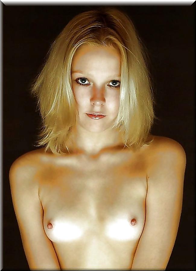 Tonåringar i nakna bilder