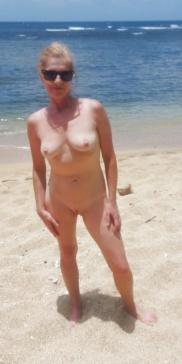 Erotisk Mogna Blondin i gratis bilder