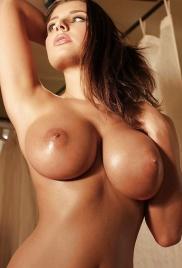 Vackra bröst, och archs i sex bilder